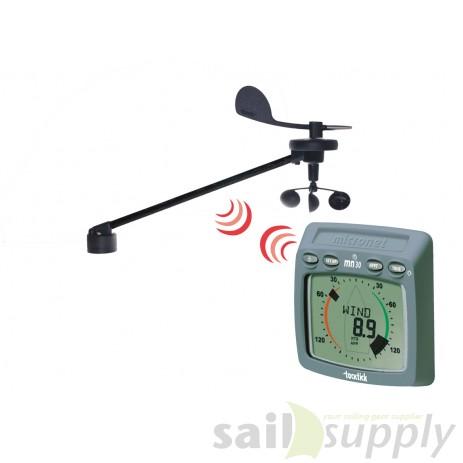 Micronet T033 instap wind systeem