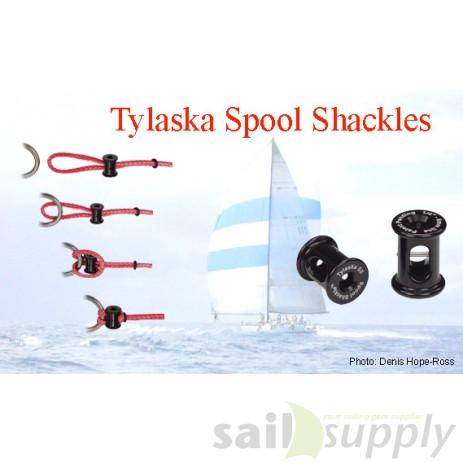 Spool shackle S-20 10-12mm lijn