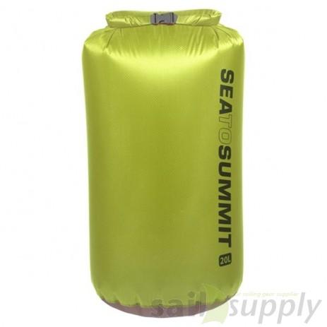 Sea to Summit Ultra Sil. Dry Sack XL 20L Green