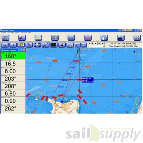 Seatrack boot navigatie Cruiser editie