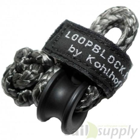 Kohlhoff loop connector 8-10 mm, knoop