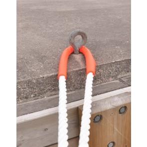 Waterline Spiroll landvastbeschermer M oranje