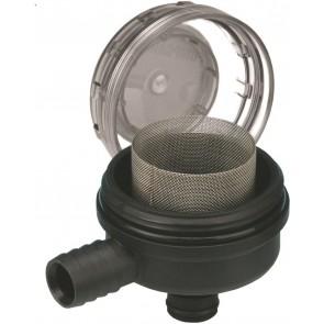 "Jabsco Fijn Filter Snap In 19mm-3/4"" slang-pomp"