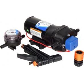 Jabsco Par-Max5 Dekwaspomp set 12V 189 l/m 50 psi
