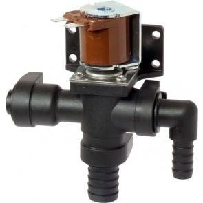 Jabsco Solenoid klep 12V (Toilet)
