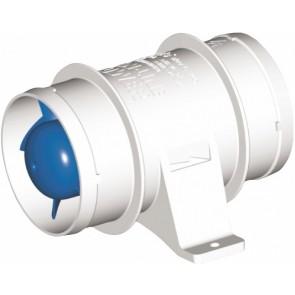 Rule In-Line Ventilator 12V 67 kuub/min 100 mm