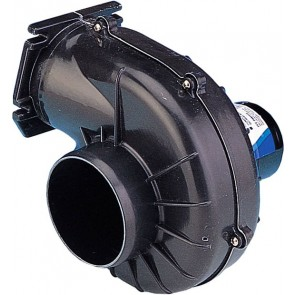 Jabsco Ventilator 24V 71 kuub/min 100 mm Flensmontage