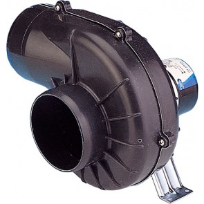 Jabsco Ventilator 12V 71 kuub/min 100 mm Flex Montage