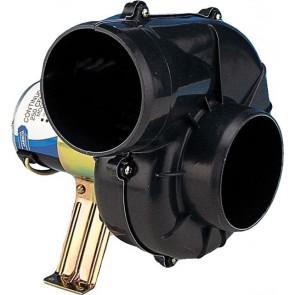 Jabsco Ventilator Heavy Duty 24V 71 kuub/min 100 mm Flex Montage
