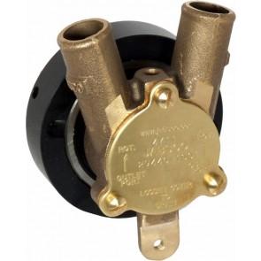 """Jabsco Koelwaterpomp 25 mm (1"""") Slang Krukasmontage"""