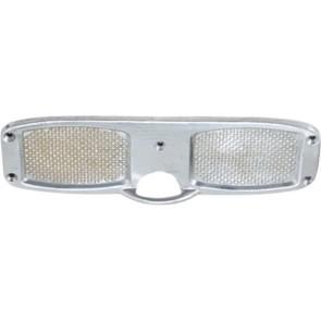 Spiegelbeschermplaat aluminiumL300xB95