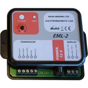 Nasa Electromagnetic Log + data box + Easy Log