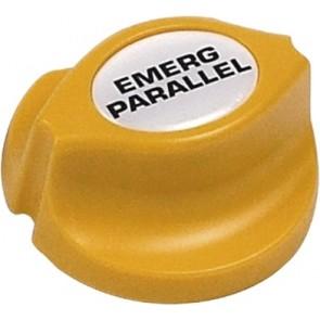 BEP sleutel geel 'Emergency Parallel'