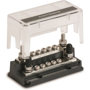 Pro Installer Z Bar 10 Way Busbar and Cover -2x200 Amp