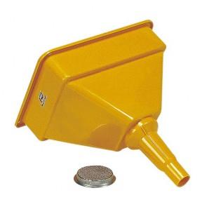 Plastimo brandstof trechter zwaar 26 x 17cm