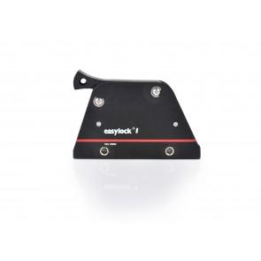 EasyLock 1, zwart, 1-stopper
