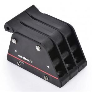 EasyLock 1 valstopper drievoudig - zwart