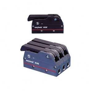 EasyLock Mini, zwart, 3-stoppers