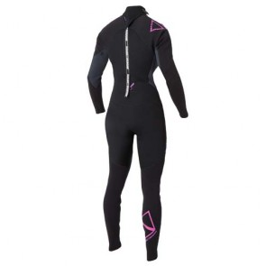 Magic Marine Brand Fullsuit 5/4mm Bzip Women Pink