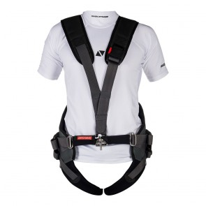 Magic Marine Pro Racing Harness Black