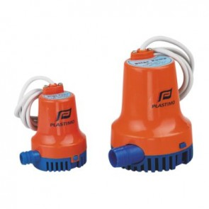 Plastimo electrische lenspomp 12 v 1500 ltr./uur