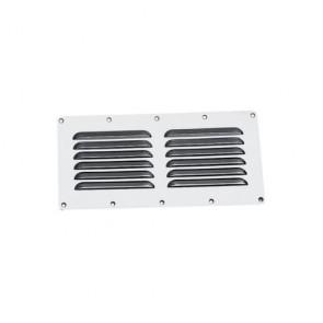 Ventilatierooster RVS 115x230
