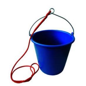 Plastimo plastic puts 10L met lijn blauw