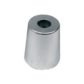 Conische moer anode standaard 45mm