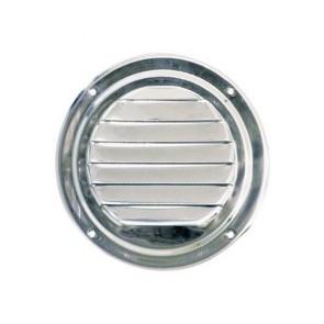 Plastimo ventilatorrooster rond 100mm 304RVS