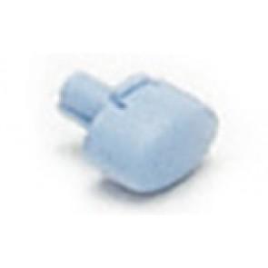 Spinlock drukknop kleur blauw