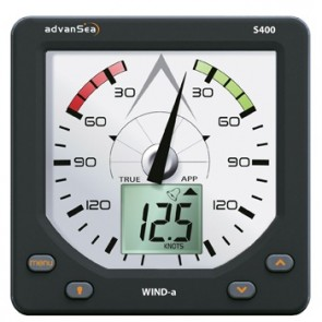 AdvanSea Wind analoog S400 los instrument