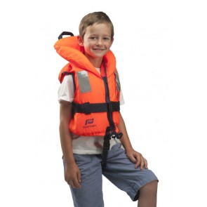 Reddingsvest kind 100N Plastimo Typhoon oranje