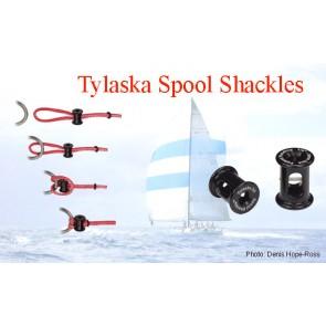 Spool shackle S-3 voor 3-4mm lijn