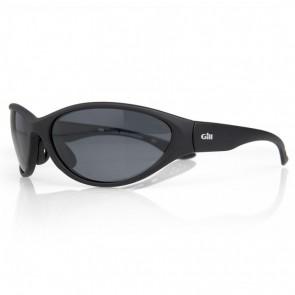 Gill Classic Sunglasses matt black zijkant