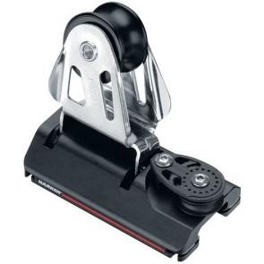 Harken MR 27mm 2:1 ESP CB Genua lei-oog + blok G272B