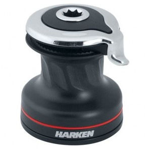 Harken Alu. Radial Winch Self-tailing 15 series 15STA