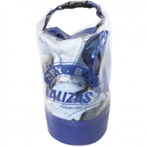Lalizas dry bag Atlantic 400x250mm clear