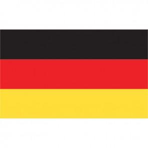 Lalizas german flag 30 x 45cm