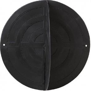 Lalizas ankerbal zwart opvouwbaar 31 cm