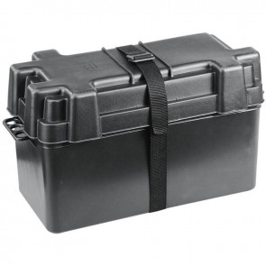 Lalizas battery box int.dim 385x175x225