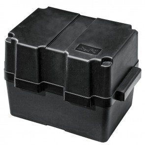 Lalizas battery box up to 80ah, ext.dim.340x230m