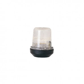 Lalizas Classic 12 rondomschijnend wit toplicht, zwarte behuizing