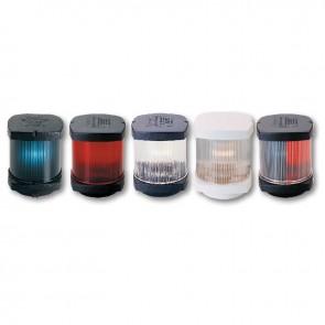 Lalizas Classic 20 tri-color licht, zwarte behuizing