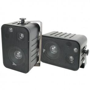 """Lalizas speakerset 3-way """"seasound"""" 180w"""