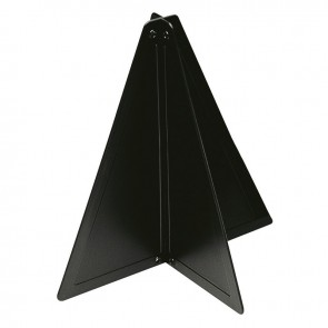 Lalizas motoring cone, 470x330mm black