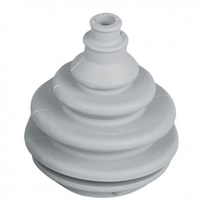 Lalizas cable boot flushmount, 70mm grey
