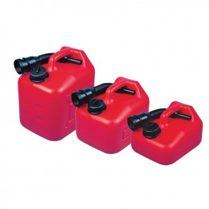 Lalizas fuel tank 22 ltr + spout 300x440x245mm