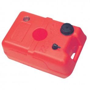 Lalizas fuel tank22l +gauge 460x265x305mm