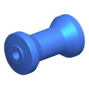 Talamex Kielrol PU L125mm 72mm as16mm