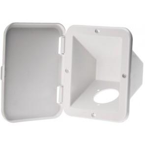 Talamex Inbouw box met klep